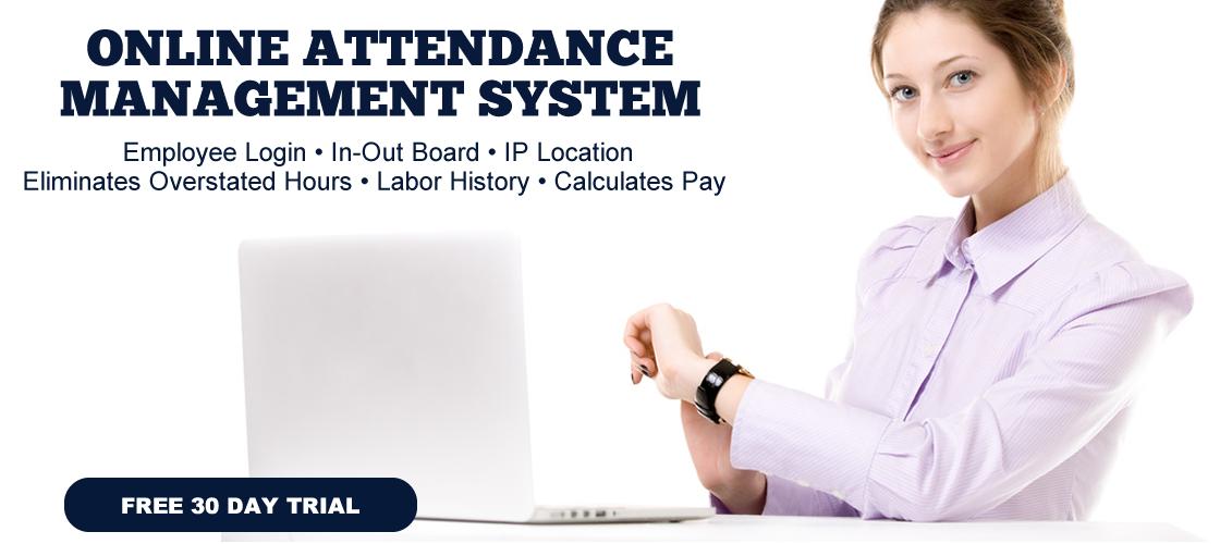 online attendance management system pdf